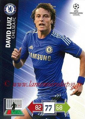 N° 086 - David LUIZ (2012-13, Chelsea, ANG > 2014-??, PSG)