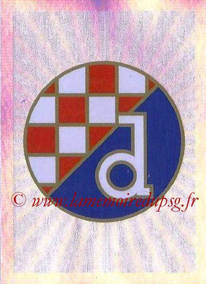 2015-16 - Topps UEFA Champions League Stickers - N° 422 - Logo GNK Dinamo Zagreb