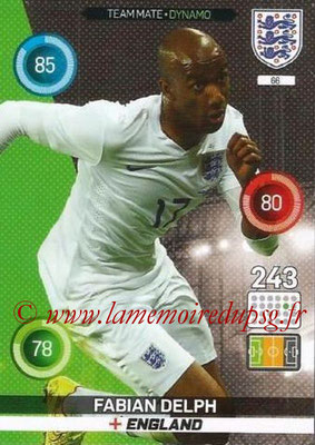 Panini England 2016 Adrenalyn XL - N° 066