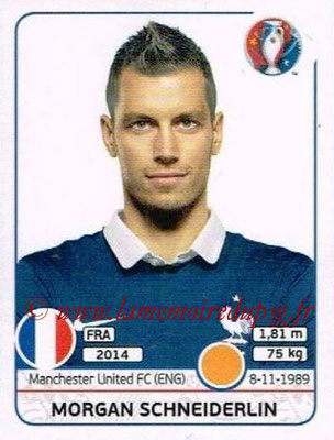 Panini Euro 2016 Stickers - N° 030 - Morgan SCHNEIDERLIN (France)