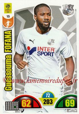 2018-19 - Panini Adrenalyn XL Ligue 1 - N° 015 - Guessouma FOFANA (Amiens)