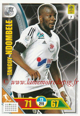 2017-18 - Panini Adrenalyn XL Ligue 1 - N° 007 - Tanguy NDOMBELE (Amiens)