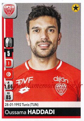 2018-19 - Panini Ligue 1 Stickers - N° 106 - Oussama HADDADI (Dijon)