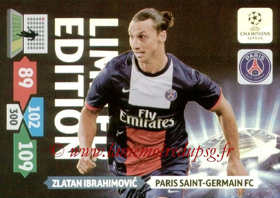 N° LE42 - Zlatan IBRAHIMOVIC (Limited edition)