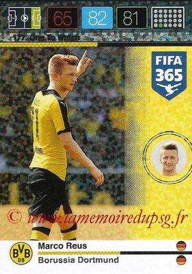 2015-16 - Panini Adrenalyn XL FIFA 365 - N° 177 - Marco REUS (Borussia Dortmund) (One to Watch)