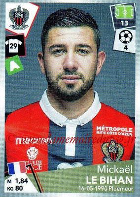 2017-18 - Panini Ligue 1 Stickers - N° 356 - Mickaêl LE BIHAN (Nice)