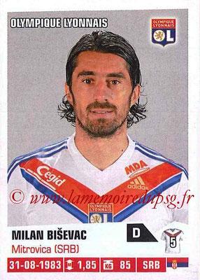 N° 173 - Milan BISEVAC (2011-12, PSG > 2013-14, Lyon)