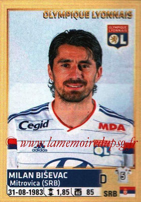N° 199 - Milan BISEVAC (2011-12, PSG > 2014-15, Lyon)