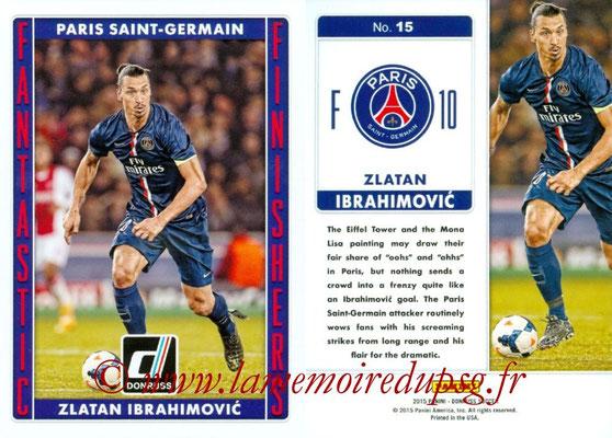 N° FF15 - Zlatan IBRAHIMOVIC (Fantastic Finishers)