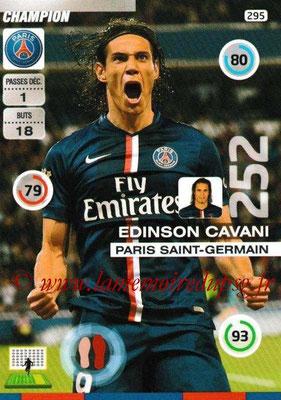 N° 295 - Edinson CAVANI (Champion)