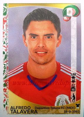 Panini Copa America Centenario USA 2016 Stickers - N° 210 - Alfredo TALAVERA (Mexique)