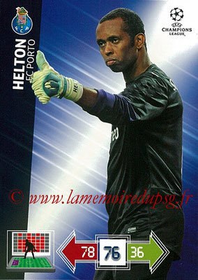2012-13 - Adrenalyn XL champions League N° 193 - HELTON (FC Porto)
