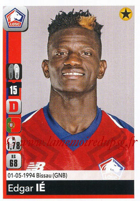 2018-19 - Panini Ligue 1 Stickers - N° 157 - Edgard IE (Lille)