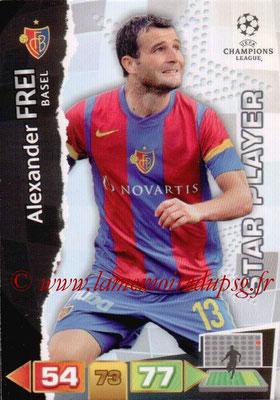 2011-12 - Panini Champions League Cards - N° 045 - Alexander FREI (FC Bâle)