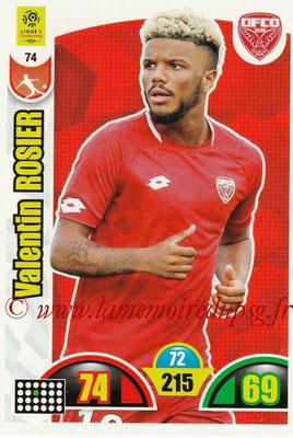 2018-19 - Panini Adrenalyn XL Ligue 1 - N° 074 - Valentin ROSIER (Dijon)