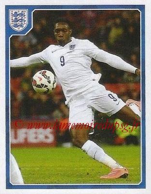 Panini England 2016 - N° 251