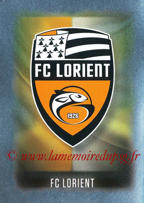 2016-17 - Panini Ligue 1 Stickers - N° 297 - Ecusson Lorient