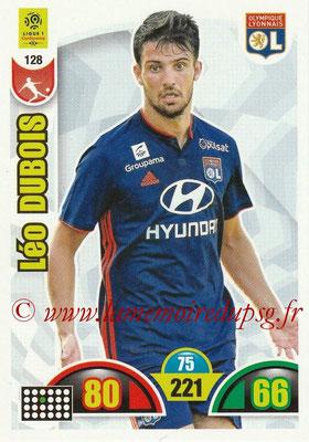 2018-19 - Panini Adrenalyn XL Ligue 1 - N° 128 - Léo DUBOIS (Lyon)