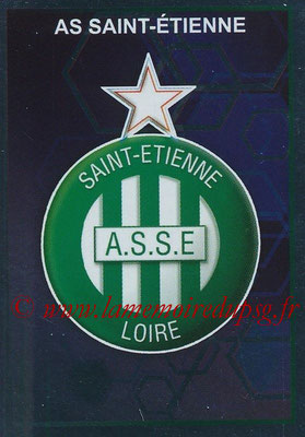 2017-18 - Panini Ligue 1 Stickers - N° 437 - Ecusson Saint-Etienne