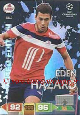 2011-12 - Panini Champions League Cards - N° LE24 - Eden HAZARD (Lille OSC) (Limited Edition)