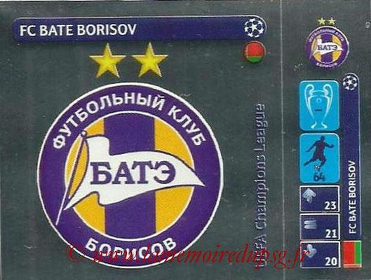 2014-15 - Panini Champions League N° 036 - Logo FC Bate Borisov