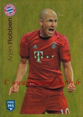 2015-16 - Panini FIFA 365 Stickers - N° 479 - Arjen ROBBEN (FC Bayern Munich)