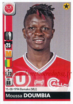2018-19 - Panini Ligue 1 Stickers - N° 387 - Moussa DOUMBIA (Reims)