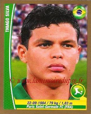 N° 017 - Thiago SILVA (2012-??, PSG > 2014, Brésil)