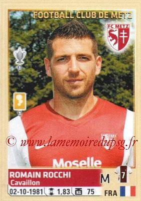 N° 258 - Romain ROCCHI (2002-04, PSG > 2014-15, Metz)