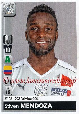 2018-19 - Panini Ligue 1 Stickers - N° 020 - Stiven MENDOZA (Amiens)