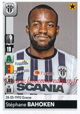 2018-19 - Panini Ligue 1 Stickers - N° 043 - Stéphane BAHOKEN (Angers)