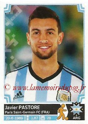 N° 130 - Javier PASTORE (2011-??, PSG > 2015, Argentine)
