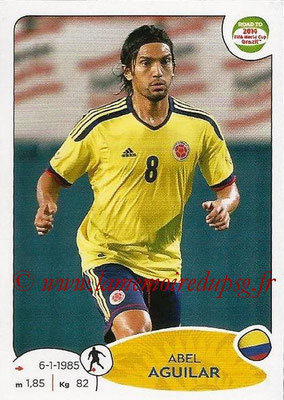 2014 - Panini Road to FIFA World Cup Brazil Stickers - N° 183 - Abel AGUILAR (Colombie)