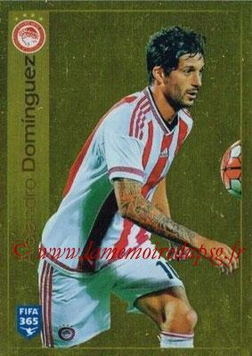 2015-16 - Panini FIFA 365 Stickers - N° 539 - Alejandro DOMINGUEZ (Olympiacos FC)