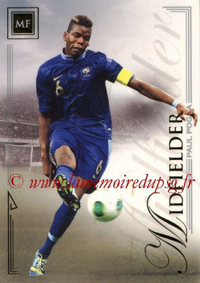 2014 - Futera World Football Unique - N° 053 - Paul POGBA (Midfielder)