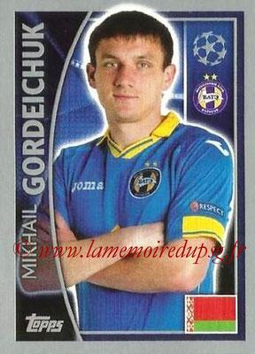 2015-16 - Topps UEFA Champions League Stickers - N° 361 - Mikhail GORDEICHUK (FC Bate Borisov)