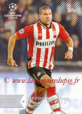 2015-16 - Topps UEFA Champions League Showcase Soccer - N° 030 - Jeffrey BRUMA (PSV Eindhoven)