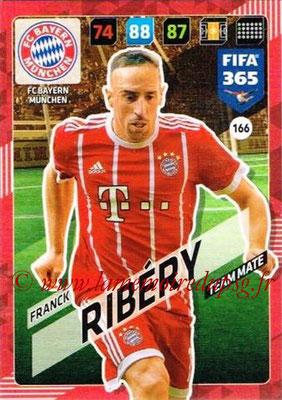 2017-18 - Panini FIFA 365 Cards - N° 166 - Frank RIBERY (FC Bayern Munich)
