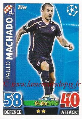 2015-16 - Topps UEFA Champions League Match Attax - N° 424 - Paulo MACHADO (GNK Dinamo Zagreb)