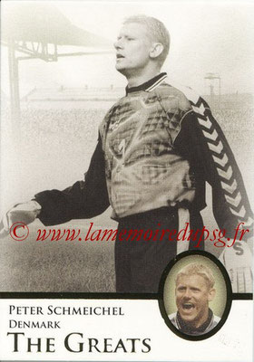 2013 - Futera World Football Unique - N° 115 - Peter SCHMEICHEL (Danemark) (The Greats)