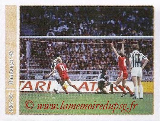 2014-15 - Panini Champions League N° 333 - 1985-83 - Hambourg SV