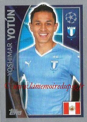2015-16 - Topps UEFA Champions League Stickers - N° 065 - Yoshimar  YOTUN (Malmö FF)