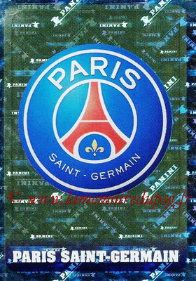 2018-19 - Panini Ligue 1 Stickers - N° 351 - Ecusson Paris Saint-Germain
