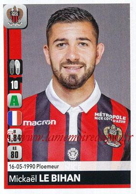 2018-19 - Panini Ligue 1 Stickers - N° 318 - Mickaël LE BIHAN (Nice)