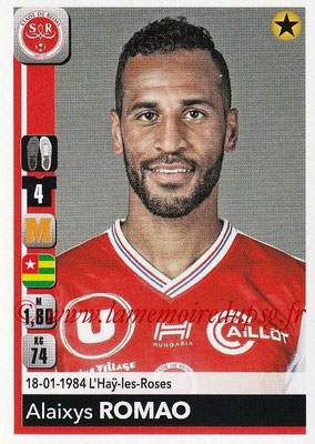 2018-19 - Panini Ligue 1 Stickers - N° 391 - Alaixys ROMAO (Reims)