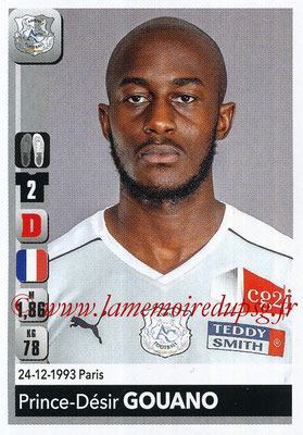 2018-19 - Panini Ligue 1 Stickers - N° 006 - Prince-Désir GOUANO (Amiens)