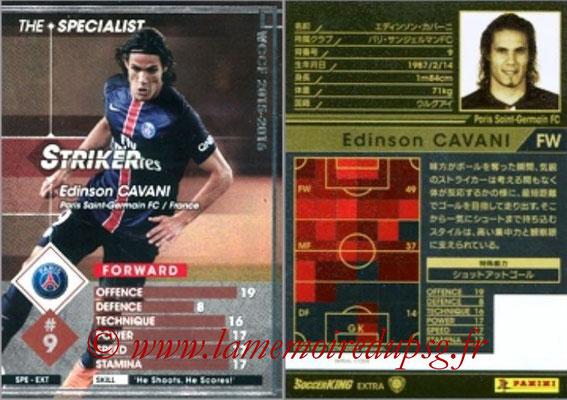 N° SPE-EXT2 - Edinson CAVANI (The Specialist) (Extra)