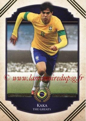 2014 - Futera World Football Unique - N° 109 - KAKA (The Greats)