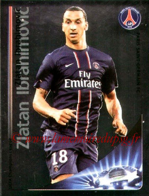 N° 065 - Zlatan IBRAHIMOVIC (Champions)