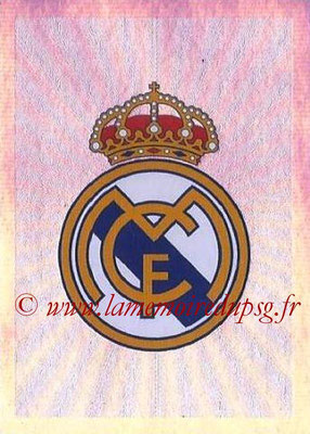 2015-16 - Topps UEFA Champions League Stickers - N° 032 - Logo Real Madrid CF